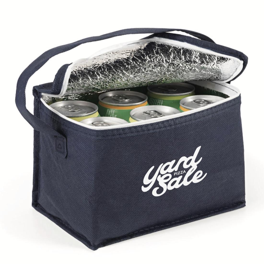 YSP Navy cool bag